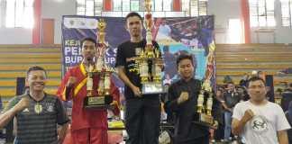 Bupati Cup PSHT Pati Juara Umum