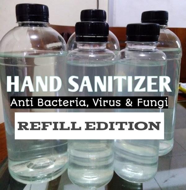 Hand Sanitizer Refill
