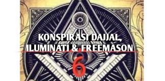 Konspirasi Dajjal, Iluminati dan Freemason - 6