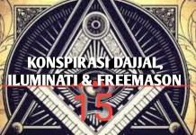 Konspirasi Dajjal, Iluminati dan Freemason - 15