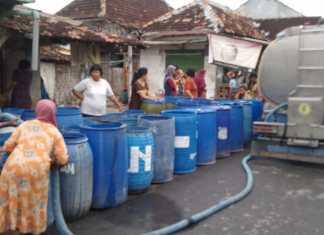 Air PDAM Macet, Warga Pati Kekurangan Air Bersih, Mau Cuci Tangan Bagaimana?