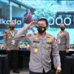 Polda Jateng Wajibkan Personil Pengaman Pilkada Jalani Swab Test