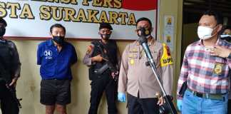 Penembak Pengusaha Tekstil Surakarta Diringkus Polisi