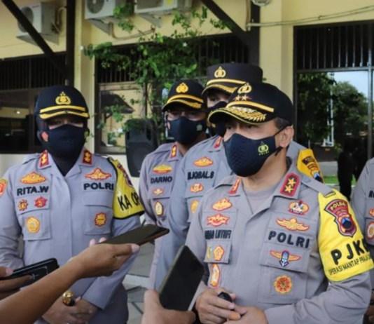 Kapolda Jateng Ahmad Luthfi