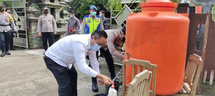 Wabup Pati Saiful Arifin