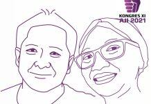 Sasmito-Ika-Ketua-Umum-dan-Sekjen-AJI-Indonesia