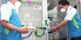 Peresmian Kantor Takaful Sales Unit Jababeka Cikarang