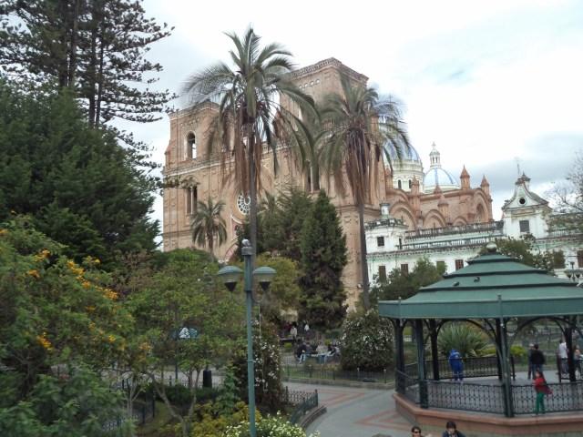 Parque Centrale, Cuenca