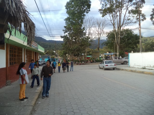 Mindo, Ecuador - A very chilled out town.