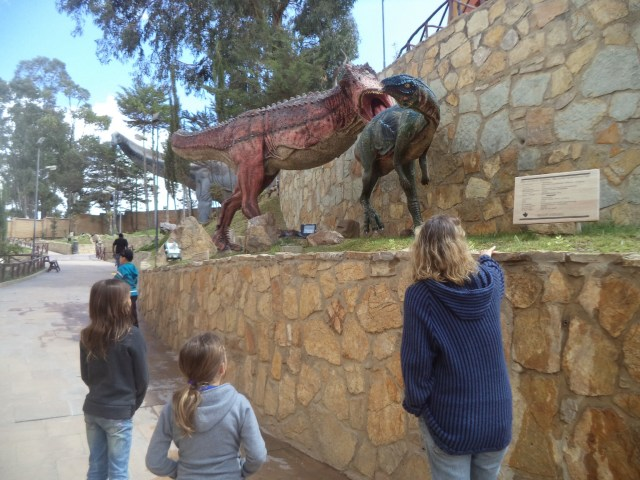 Dinosaur museum - adjacent the largest collection of dinosaur tracks in the world.