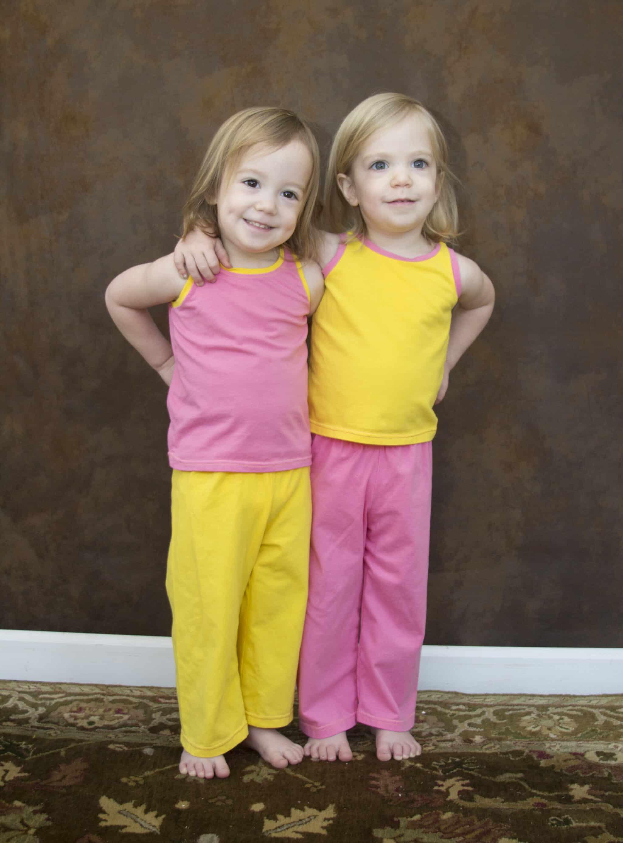 Kids Versatility Tank & Pants