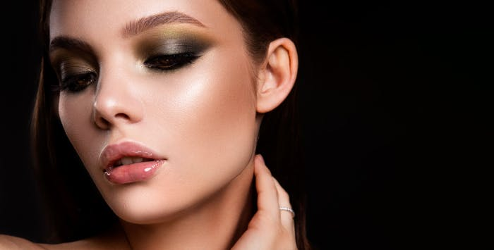 Eye Makeup For 1 At Make Up By Mehek