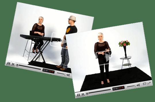 5point Singing System Manual Videos
