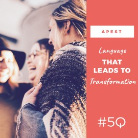 APEST: Language That Leads To Transformation
