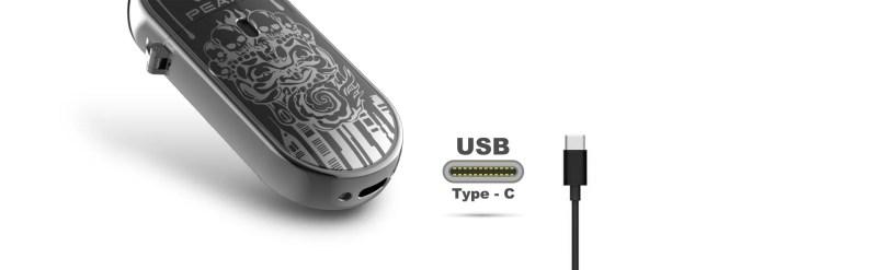 PEAKS USB TYPE-C CHARING