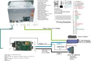 Grundplatte für Snap In Adapter anschließen  CarHifi & Telefon  BMW E90 E91 E92 E93 Forum