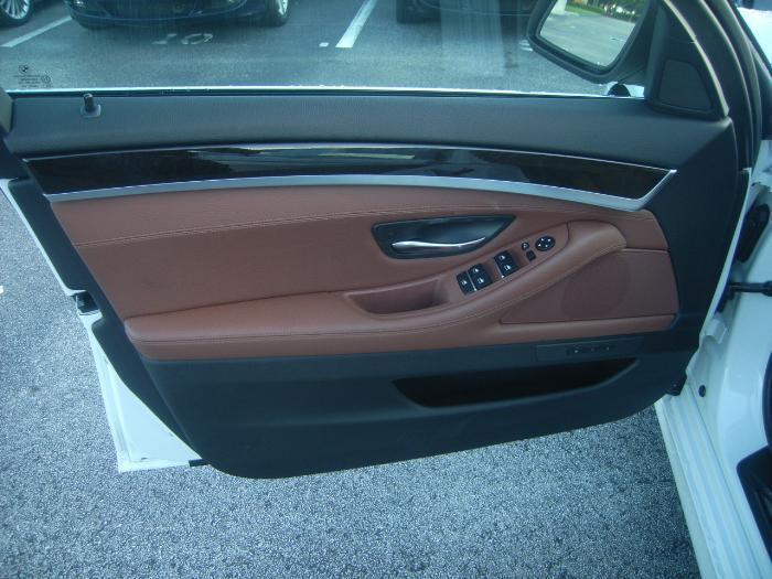 Dakota 5 Series Brown Bmw Interior