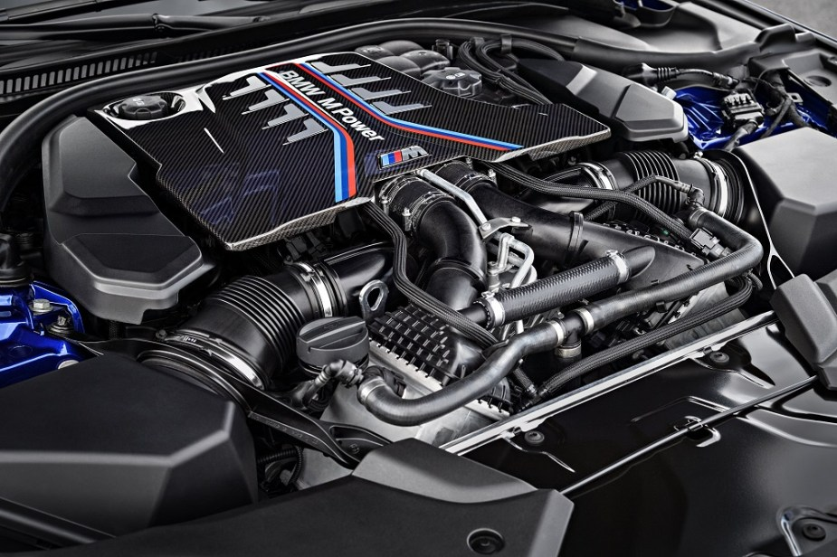 2018 BMW M5 Competition Package