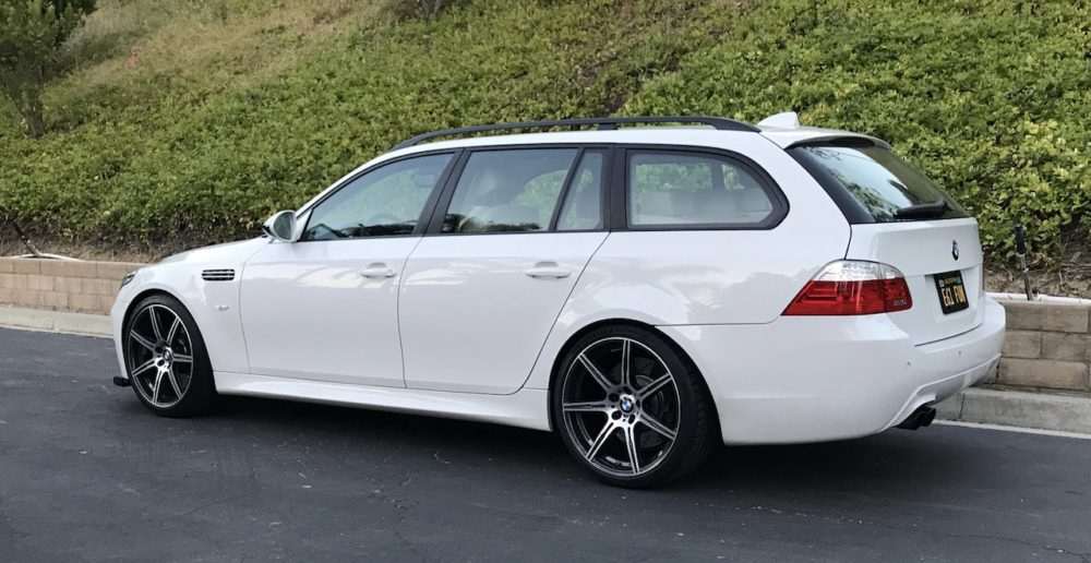 Calculating the Value of a Modded E61 BMW 5 Series - 5Series net