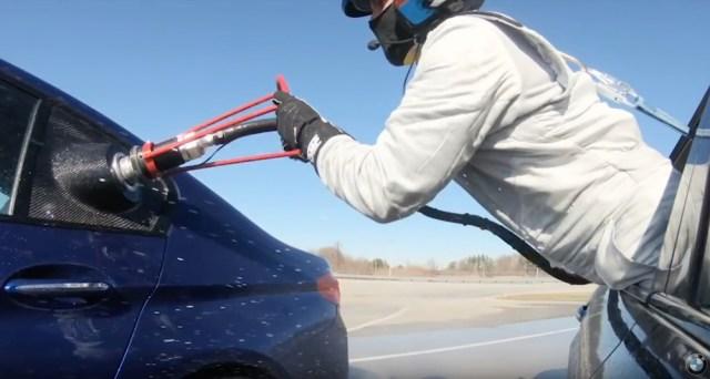 5Series.net - BMW M5 Drifting Record