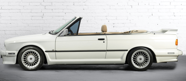 5series.net 1990 BMW Hartge H26 Cabriolet
