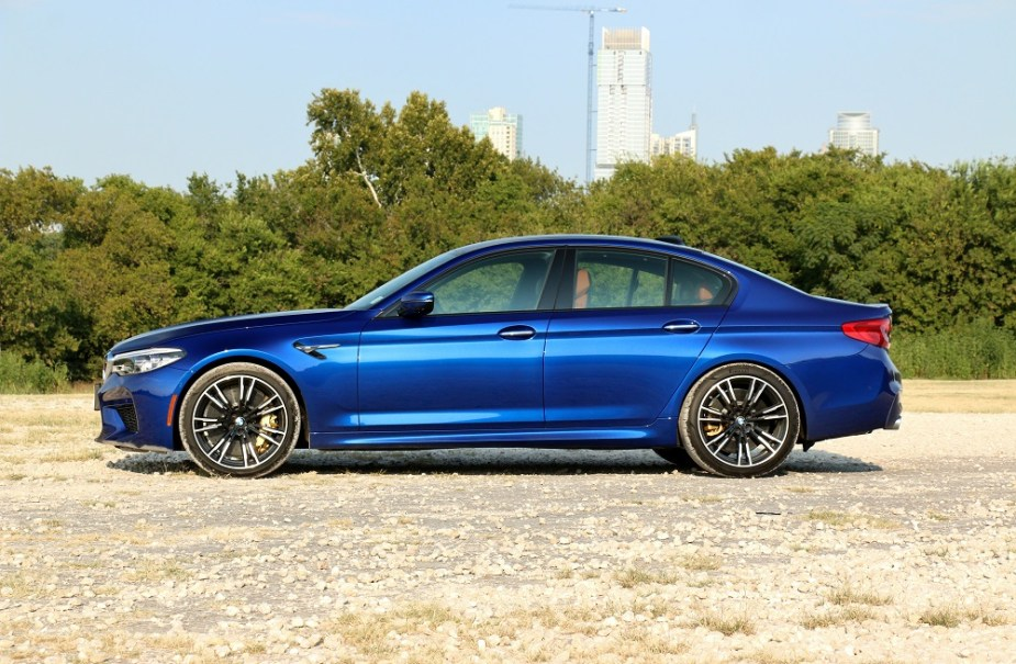 5series.net 2018 BMW M5 Review