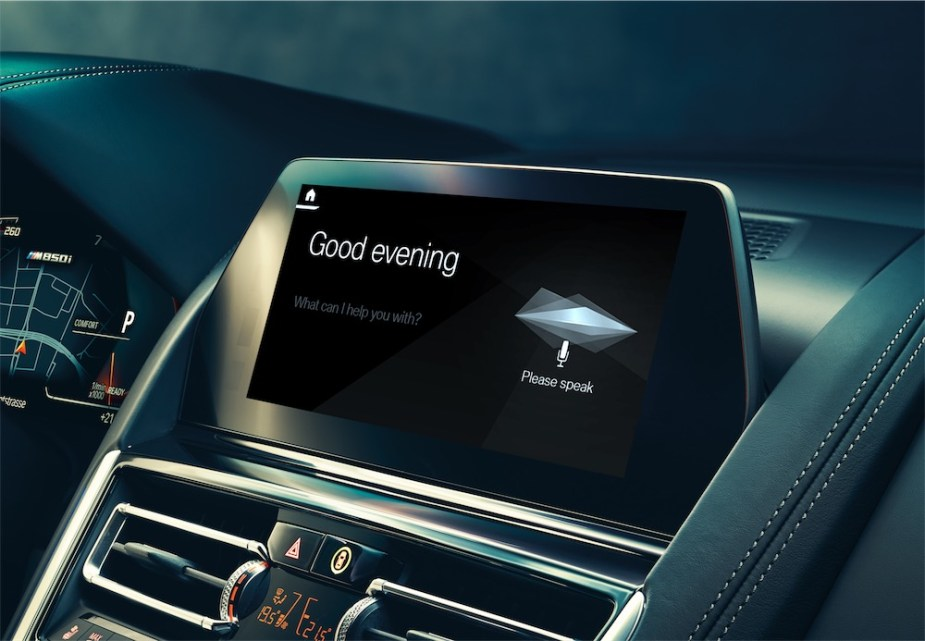BMW Intelligent Personal Assistant will bring even more character to your car.