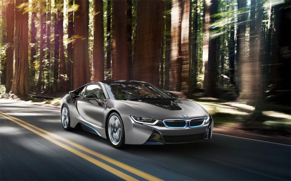 BMW's creative Electric Vehicle Styling.