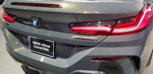 BMW 2019 M850i Convertible xDrive an 8 Series Wonder at L.A. Auto Show