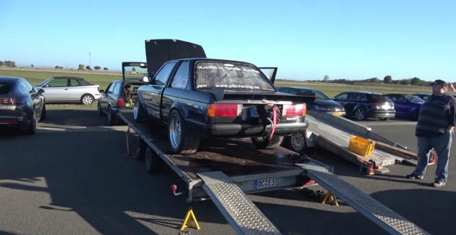 BMW E30 3 Series 325i