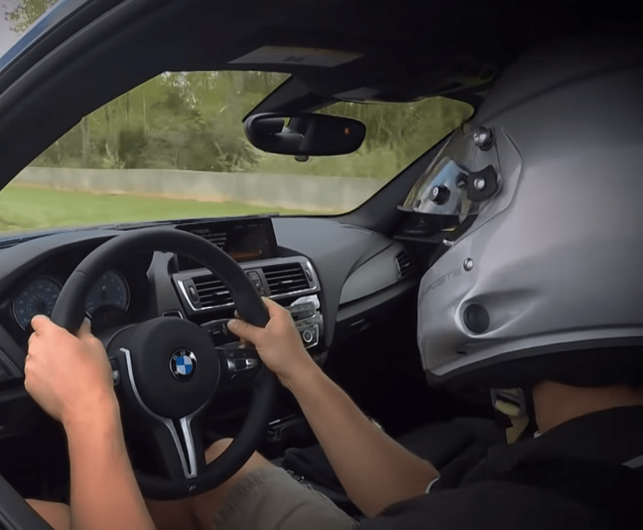 5series.net Track Test of the 2019 BMW M2 Competition