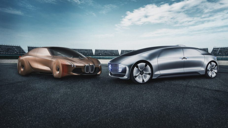 BMW & Daimler to Join Forces