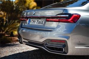 BMW 7-Series Executive Sedan