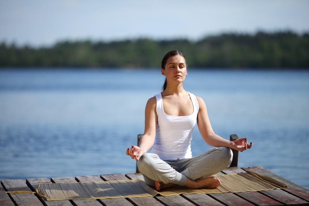 внутренняя тишина медитация