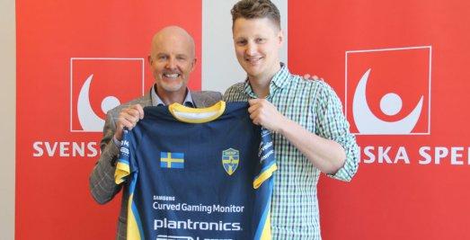 Svenska Spel sign sponsorship deal with the Swedish esports