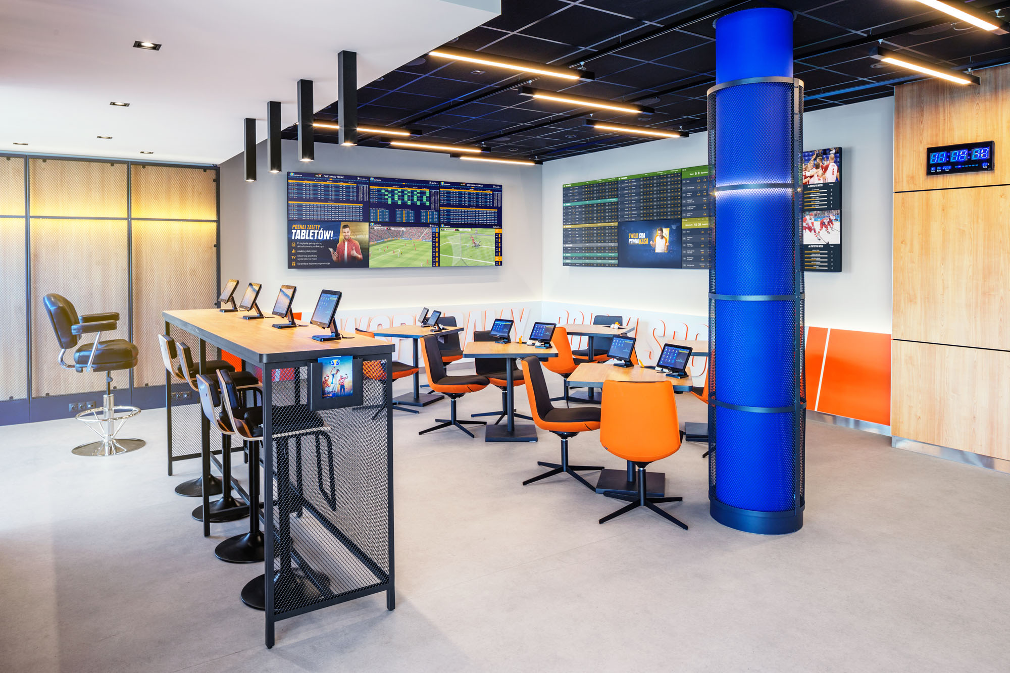 Bookmaker STS opens premium betting shops – 5 Star iGaming Media