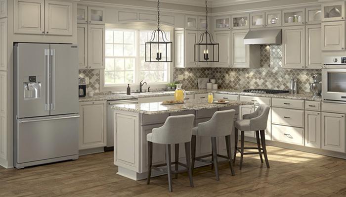 Kitchen Remodeling Ideas, Designs & Photos - Five Star ... on Kitchen Renovation Ideas  id=73650