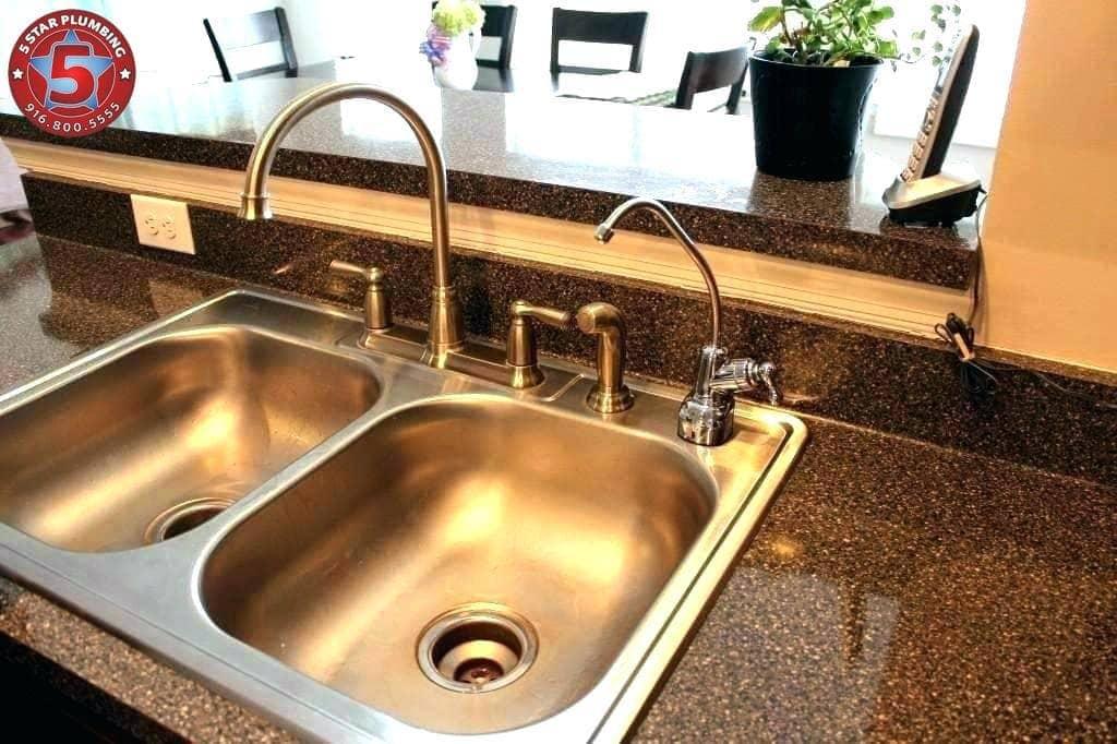 kitchen sink installation 5 star