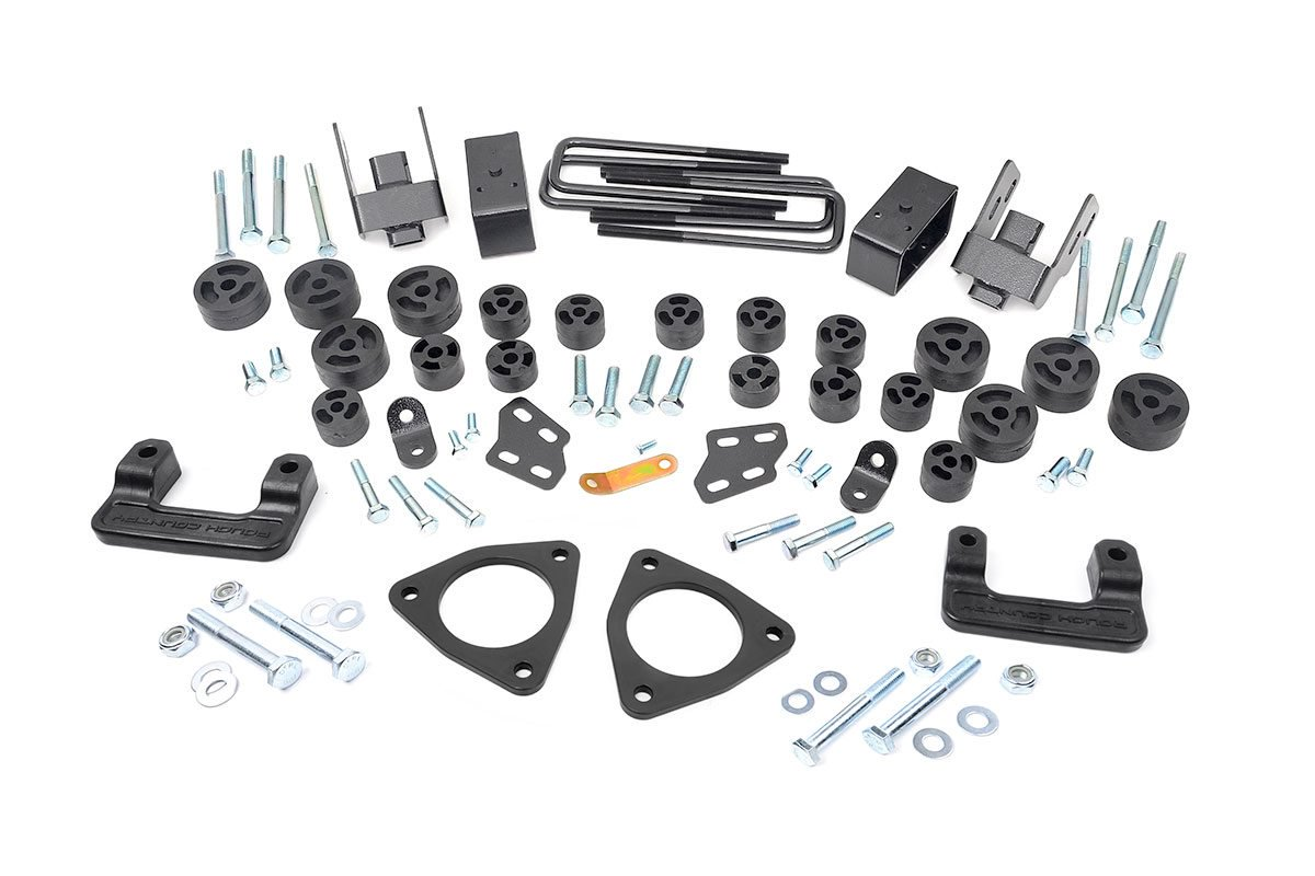 3 75in Gm Combo Lift Kit 07 13 Pu 211