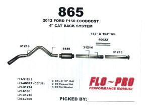 20112014 F150 35L EcoBoost FloPro 4
