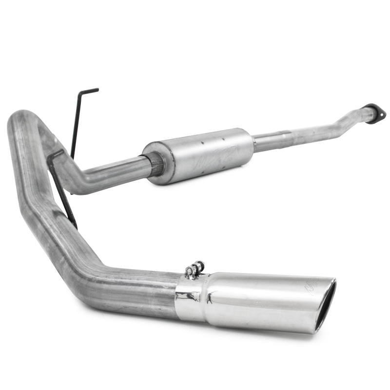 2009 2010 f150 4 6 5 4 mbrp cat back exhaust system single side exit s5210409