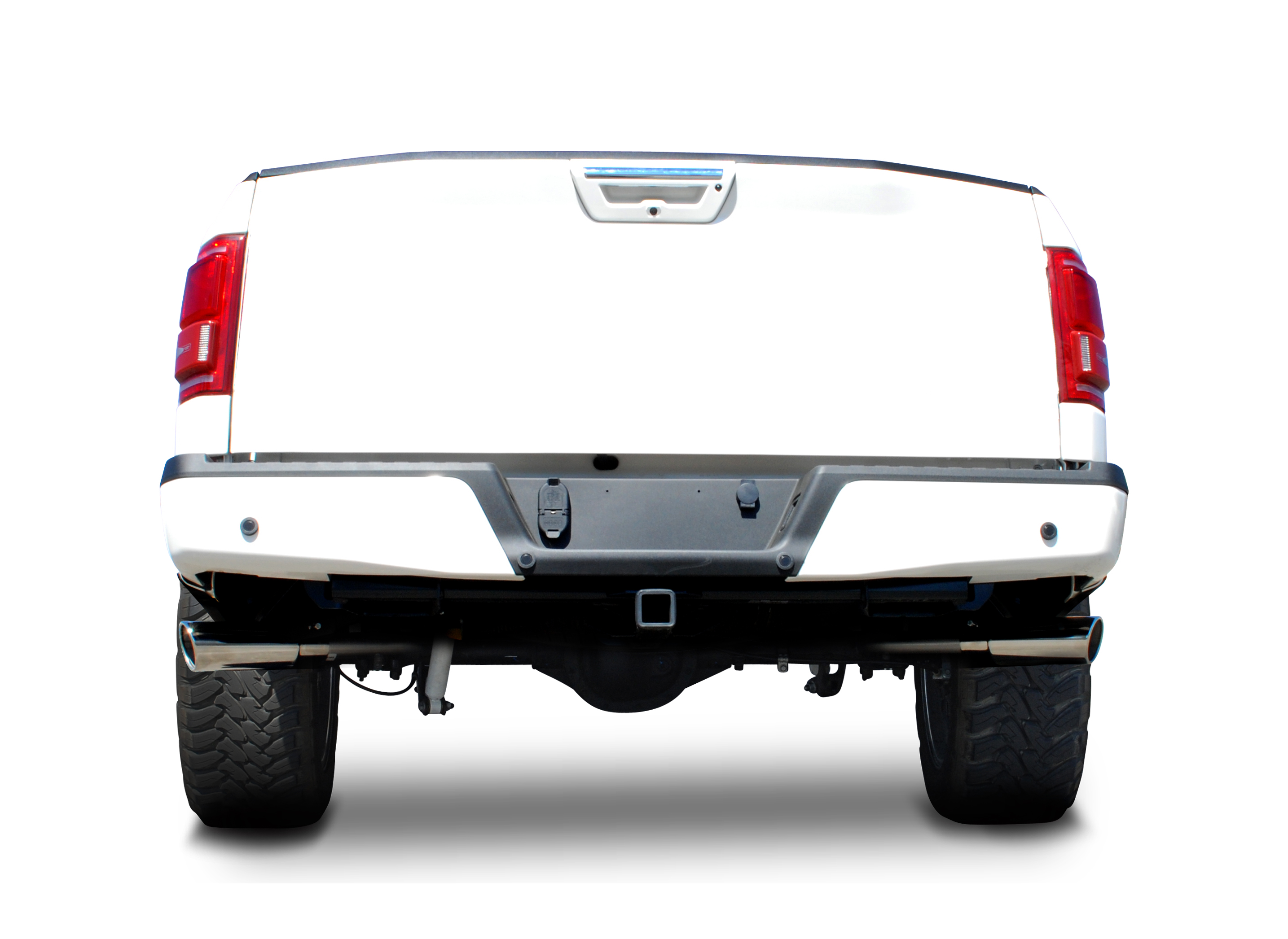 2015 2020 f150 5 0l gibson cat back performance exhaust system super crew short bed 5 5 2 4wd dual extreme aluminum 9021