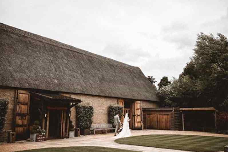 Tythe Barn, Oxfordshire