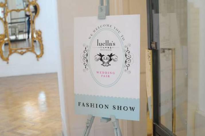 The Luella's Boudoir Wedding Fair 2