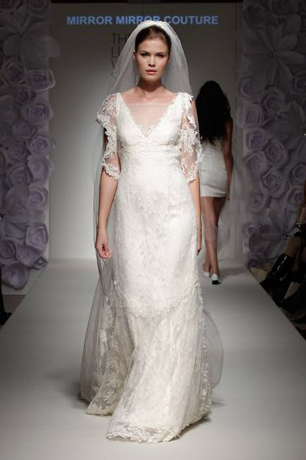Inspiration From The Luxury Wedding Show London 6