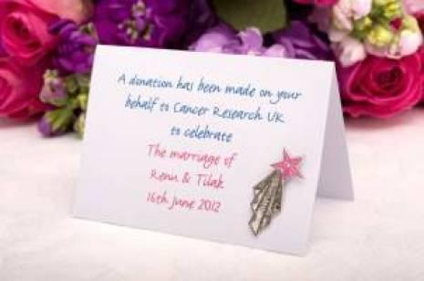 Jenny Packham Wedding Favour