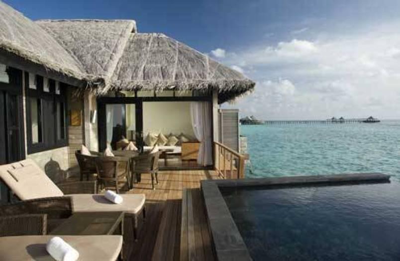 The Beach House at Iruveli Maldives