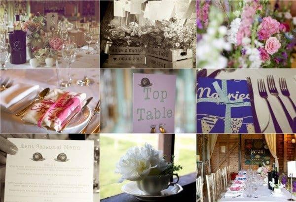 Vintage Weddings the details