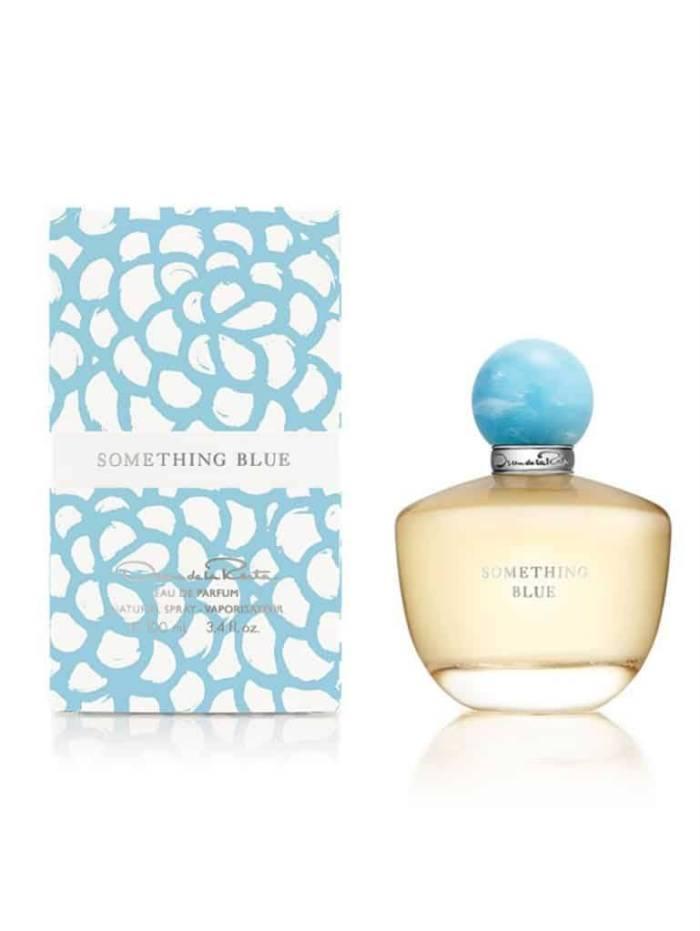 Something Blue by Oscar de la Renta