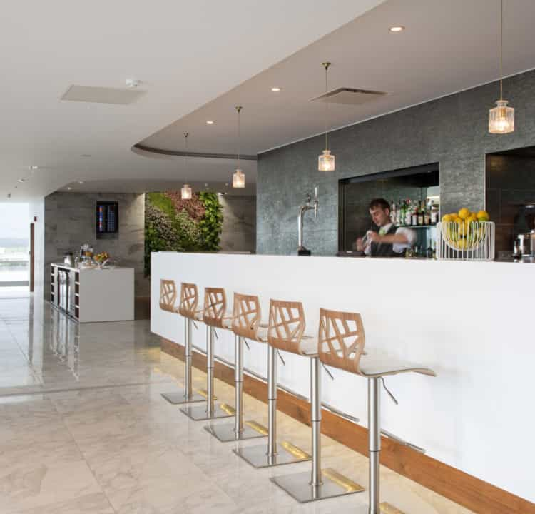 Wedding Lounges - No 1 Airport Lounge